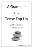 A Grammar and Tense Revision Booklet