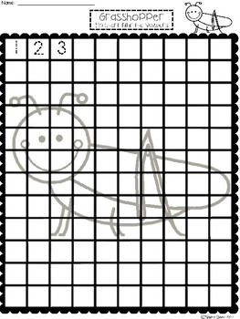 A+ Grasshopper: Numbers 100 and 120 Chart
