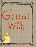 What was it like {to be} A Great Wall Worker (mini lesson)