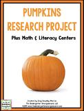 Pumpkin Research Project!
