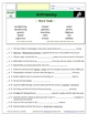 """Differentiated worksheets for """"Greatest Discoveries with Bill Nye *""""  Bundle"""