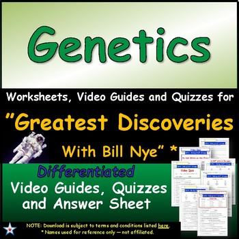Greatest Discoveries Bill Nye