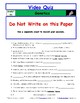 "A Greatest Discoveries  Bill Nye  ""Genetics"" - Worksheet,"