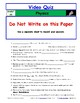 """A Greatest Discoveries  Bill Nye  """"Physics"""" - Worksheet, Ans. Sheet, &Two Quiz."""
