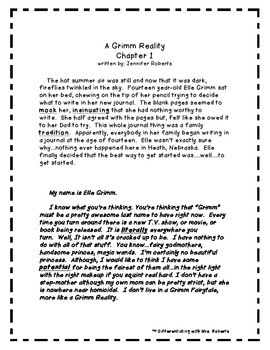 Short Story with Reading Activities