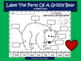 A+ Grizzly Bear Labels