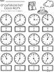 A+ Groundhog Day Analog Clock & Digital Clock Work (Hour & Half Hour)