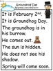 A+ Groundhog Day Comprehension: Differentiated Instructio