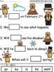 A+ Groundhog Day Sentences: Fill In The Blank
