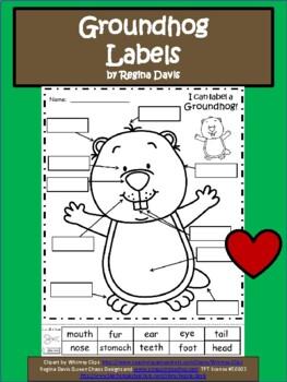 A+ Groundhog Labels