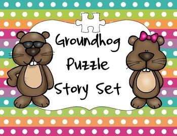 A Groundhog Puzzle Set