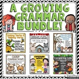 A Growing Grammar Bundle