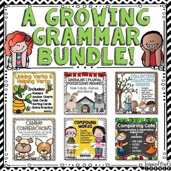 A Growing Grammar Bundle