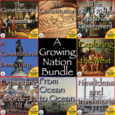 A Growing Nation US History Mega Bundle