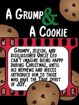 A Grump and a Cookie Christmas Play