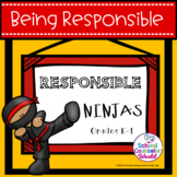 A Guidance Lesson on Being Responsible, Grades K-1