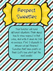 A Guidance Lesson on Give Respect=Get Respect, Grades 2-3