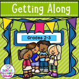 A Guidance Lesson on Getting Along, Grades 2-3