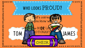 An INTERACTIVE Lesson on What My Body Language Tells My Friends, Grades K-1