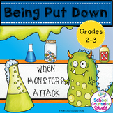 A Guidance Lesson on When Others Tear You Down, Grades 2-3