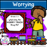 A Guidance Lesson on Worry, Grades 2-3