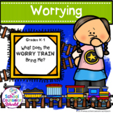 A Guidance Lesson on Worry, Grades K-1