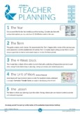 A Guide To Teacher Planning