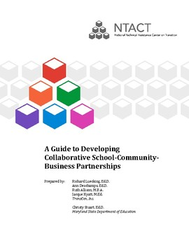A Guide to Developing School, Community, and Business Partnerships