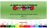A Guide to Early Childhood Lesson Planning: A Year of Less
