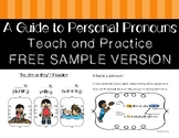 A Guide to Personal Pronouns FREE VERSION
