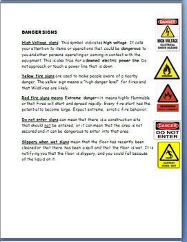 A Guide to Understanding Safety Signs and Warning Labels