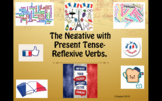A Guide to the Negative with French Reflexive Verbs in the