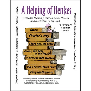 A HELPING OF HENKES Gr. 2-4