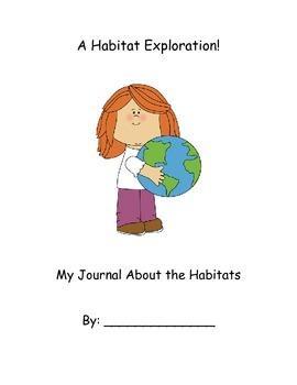 A Habitat Exploration! My Habitat Jornal