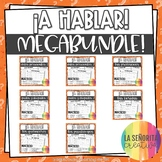¡A Hablar! Mega Bundle - 8 Interpersonal Speaking Activities