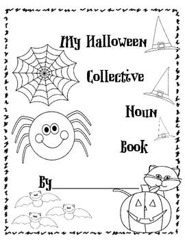 My Halloween Collective Noun Book