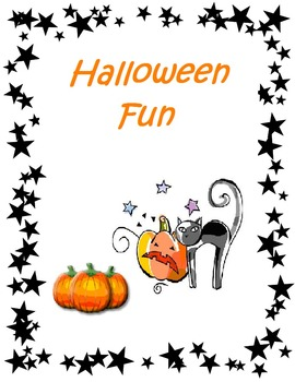 A Halloween Day of Learning Fun!