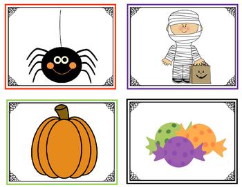 A Halloween Literacy Pack
