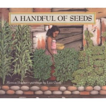 A Handful of Seeds Interlined Writing Activity