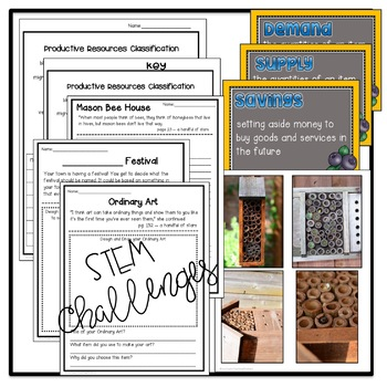 A Handful of Stars Activities and STEM Challenges