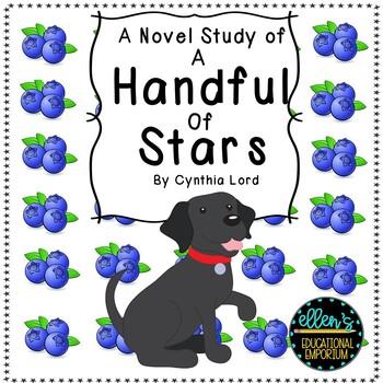 A Handful of Stars Novel Study