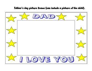 A Handsome Father's Day Craft