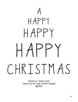A Happy Happy Happy Christmas Program