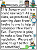 A+ Happy New Year Comprehension: Differentiated Instruction For Guided Reading
