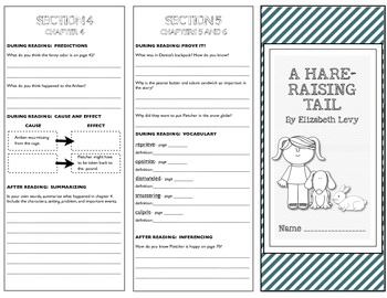 A Hare-Raising Tail Trifold-Level N