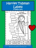 A+ Harriet Tubman Labels