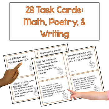 Early Finish October Enrichment Challenges For Grades 1-3