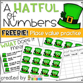 St. Patrick's Day Math - a place value activity