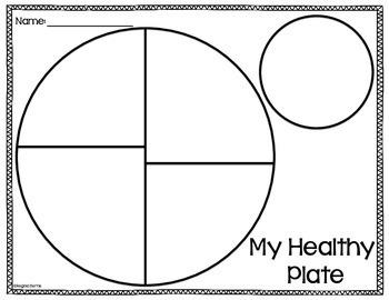 A Healthy Plate: An Interactive Flip Plate