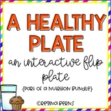 A Healthy Plate: An Interactive Flip Plate